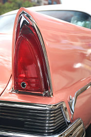 tail light 1950's