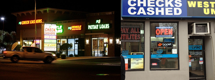 Payday Loan Storefronts